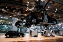 Trung Quốc hấp dẫn các hãng sản xuất ô tô đa quốc gia
