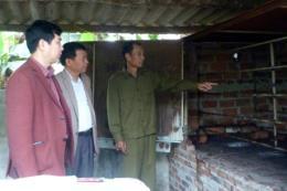 Ngăn hoạt động tận diệt giun đất ở Tuyên Quang