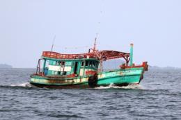 Ứng phó với bão số 3: Ninh Bình còn bốn phương tiện đánh bắt gần bờ bị mắc cạn