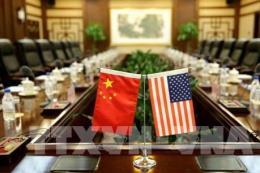 Nhiều khả năng đạt được thỏa thuận thương mại giữa Washington và Bắc Kinh