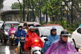 Dự báo thời tiết ngày mai 5/4: Các khu vực trong cả nước đều có mưa và dông