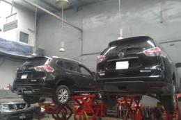 Nissan Việt Nam lên tiếng về việc xe SUV X-trail bị rò rỉ dầu
