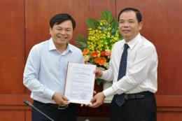 Công bố quyết định bổ nhiệm Thứ trưởng Bộ Nông nghiệp và Phát triển nông thôn