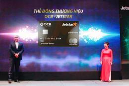 Ra mắt Thẻ đồng thương hiệu OCB – Jetstar