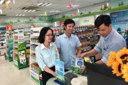 Vinamilk tham gia Triển lãm Siêu thực phẩm châu Á lần thứ nhất tại Singapore