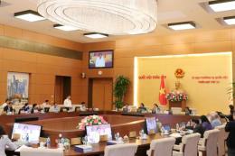 Ủy ban Thường vụ Quốc hội: Nhiều ý kiến về mô hình tổ chức Ủy ban Chứng khoán