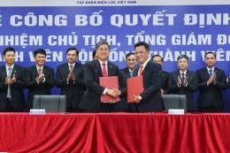 Tổng Công ty Điện lực miền Trung có nhân sự mới