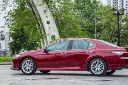 Toyota Việt Nam chốt ngày phân phối xe Camry mới