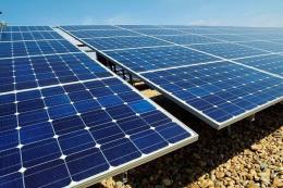Nhà máy điện mặt trời Văn Giáo 2 sắp đi vào vận hành