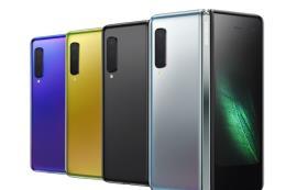 Chưa ra mắt, điện thoại gập Galaxy Fold đã bị lỗi màn hình