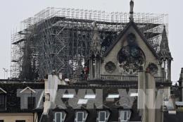 Vụ cháy Nhà thờ Đức Bà Paris: Băn khoăn hướng tái thiết