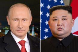 Nhà lãnh đạo Kim Jong-un gửi thư tới Tổng thống Putin