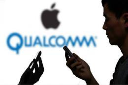 Giá trị vốn hóa của Qualcomm vượt 96 tỷ USD sau thỏa thuận với Apple