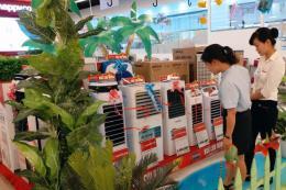Thị trường sản phẩm chống nắng nóng tăng