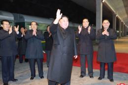Chủ tịch Triều Tiên Kim Jong-un để ngỏ khả năng tiếp tục thăm Nga