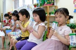 Sữa học đường: Sữa không là chưa đủ