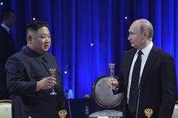 Thượng đỉnh Nga-Triều: Nga sẽ nỗ lực giảm căng thẳng trên Bán đảo Triều Tiên
