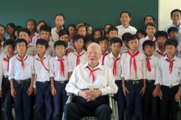 Nhớ lần Đại tướng Lê Đức Anh về thăm Kiên Giang