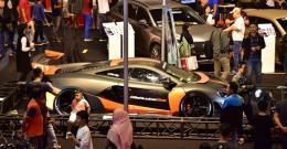Thêm nhiều mẫu ô tô mới tại triển lãm IIMS