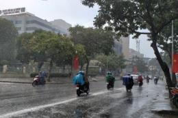Dự báo thời tiết ngày nghỉ 30/4-1/5: Tp Hồ Chí Minh có mưa trái mùa diện rộng