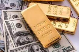 Vàng châu Á vững giá sau khi đồng USD suy yếu
