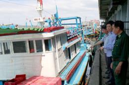 Xử lý nghiêm địa phương và tàu cá tái diễn vi phạm khai thác IUU