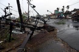 Hàng chục người thiệt mạng vì siêu bão Fani