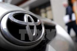 Toyota đầu tư 391 triệu USD nâng cấp nhà máy tại Mỹ