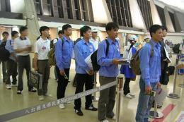 Ngừng nhận lao động đi Hàn Quốc tại 40 quận, huyện