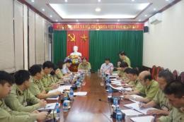 Giới thiệu nhân sự bổ nhiệm chức danh Cục trưởng Cục QLTT Lạng Sơn
