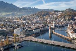 Thành phố Lucerne đón lượng khách du lịch Trung Quốc kỷ lục