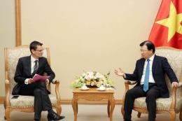 Việt Nam khuyến khích mở rộng hợp tác hàng không với Pháp
