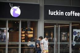 """Luckin huy động gần 600 triệu USD trước thời điểm """"lên sàn"""" tại Phố Wall"""