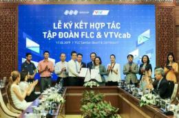FLC và VTVcab ký thỏa thuận hợp tác chiến lược