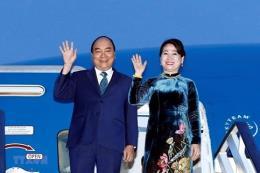 Thủ tướng Nguyễn Xuân Phúc thăm chính thức Liên bang Nga
