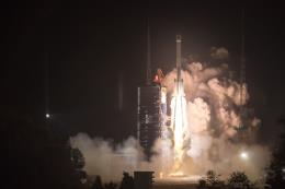 Trung Quốc phóng vệ tinh thứ 46 trong Hệ thống Vệ tinh định vị Bắc Đẩu
