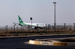Iraqi Airways nối lại các chuyến bay tới Syria sau hơn 8 năm đình chỉ