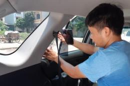 Những cách chống nắng nóng đơn giản và hiệu quả cho xe ô tô