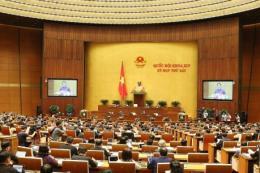 Kỳ họp thứ 7, Quốc hội khóa XIV: Thảo luận tại tổ về kinh tế- xã hội