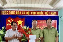 Ông Nguyễn Minh Trung làm Cục trưởng Cục Quản lý thị trường Bạc Liêu