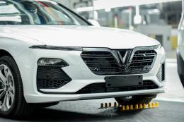 Toàn cảnh nhà máy ô tô VinFast sắp đi vào sản xuất hàng loạt