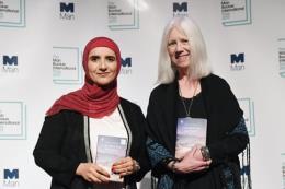 Lần đầu tiên có nhà văn Arab đoạt Giải văn học Man Booker Quốc tế