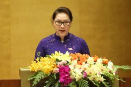 Chủ tịch Quốc hội: Ổn định kinh tế vĩ mô, kiểm soát lạm phát là ưu tiên hàng đầu