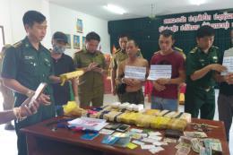 Quảng Trị bắt 3 đối tượng, thu giữ 100.000 viên ma túy tổng hợp