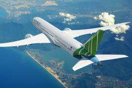 """""""Cơn lốc"""" vé máy bay ưu đãi chào mừng Bamboo Airways Tower"""