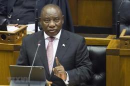 Tổng thống Nam Phi nhậm chức trước bộn bề thách thức