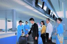 Vietnam Airlines triển khai dịch vụ chào đón và đưa dẫn ưu tiên cho hành khách