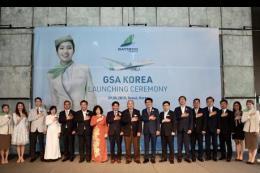 Bamboo Airways ra mắt Tổng đại lý tại Hàn Quốc