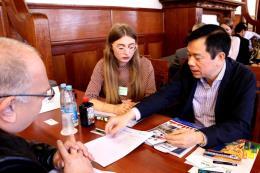 Doanh nghiệp Việt - Nga tạo liên hệ thúc đẩy hợp tác