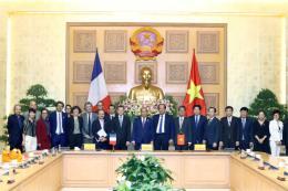 Việt Nam và Pháp hợp tác về xây dựng Chính phủ điện tử